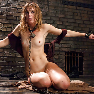 Chains, straps, role-play, anal sex and water torture