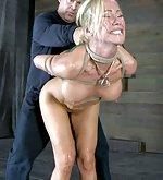 Intense orgasms and bondage for three women