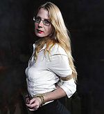Slutty school teacher gets stripped and roped