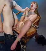 Bondage, sex and punishment