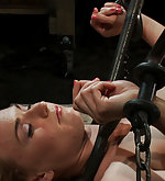 Cuffed, chained, caned, dildoed and vibed